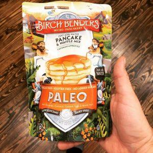 gluten free pancake mix, paleo pancake mix