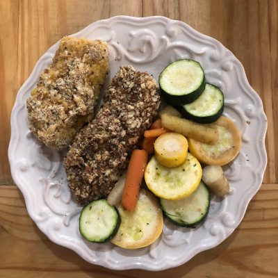 paleo fish stick recipe